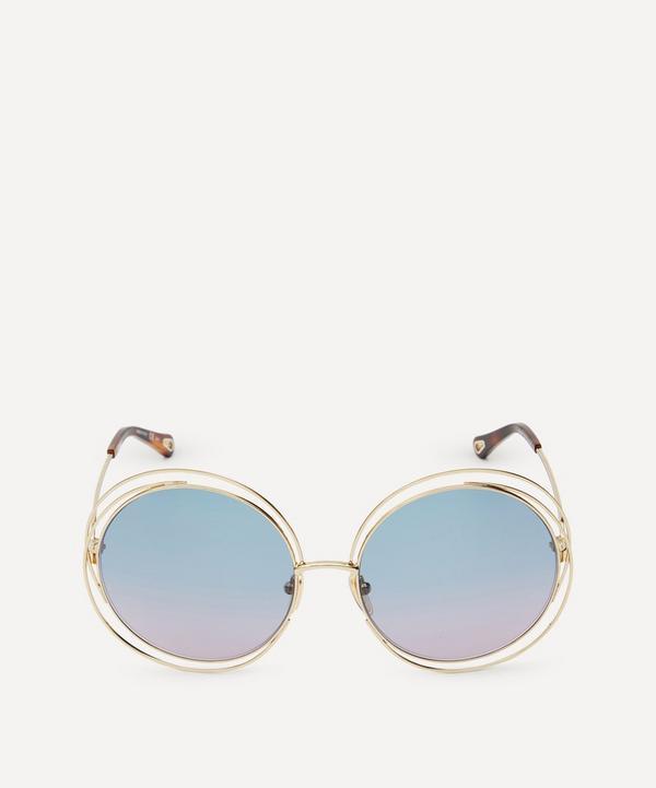 Chloé - Carlina Round Sunglasses