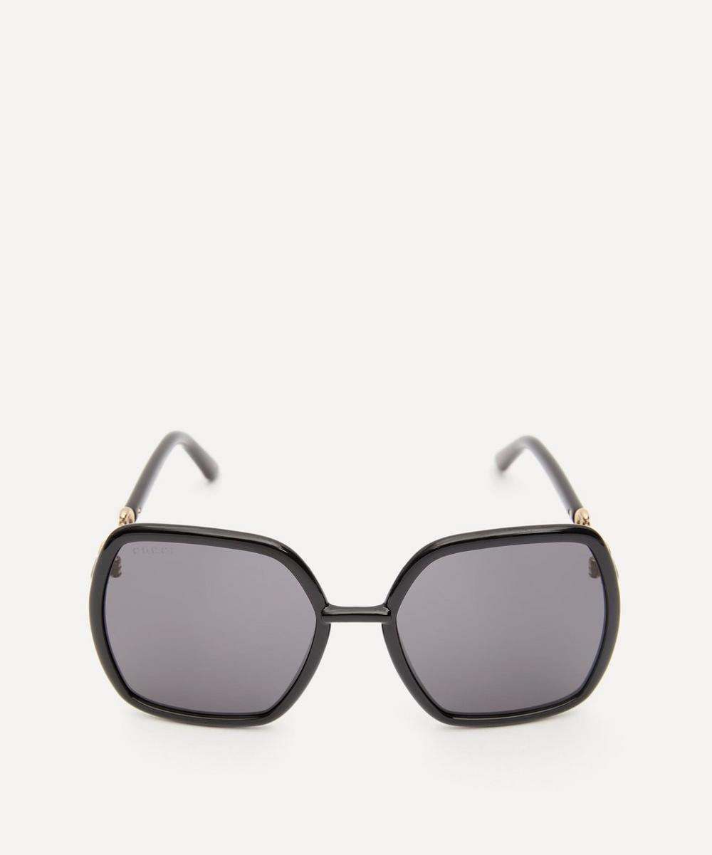 Gucci - Square Sunglasses