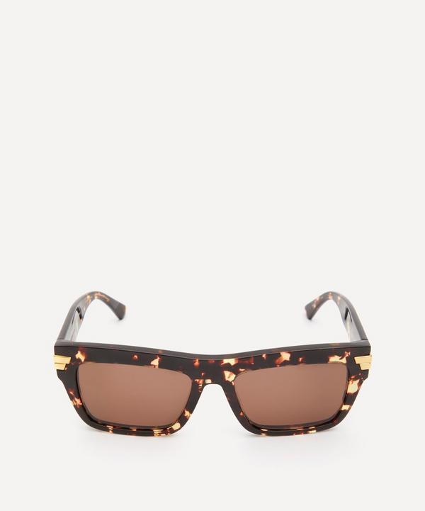 Bottega Veneta - Square Sunglasses