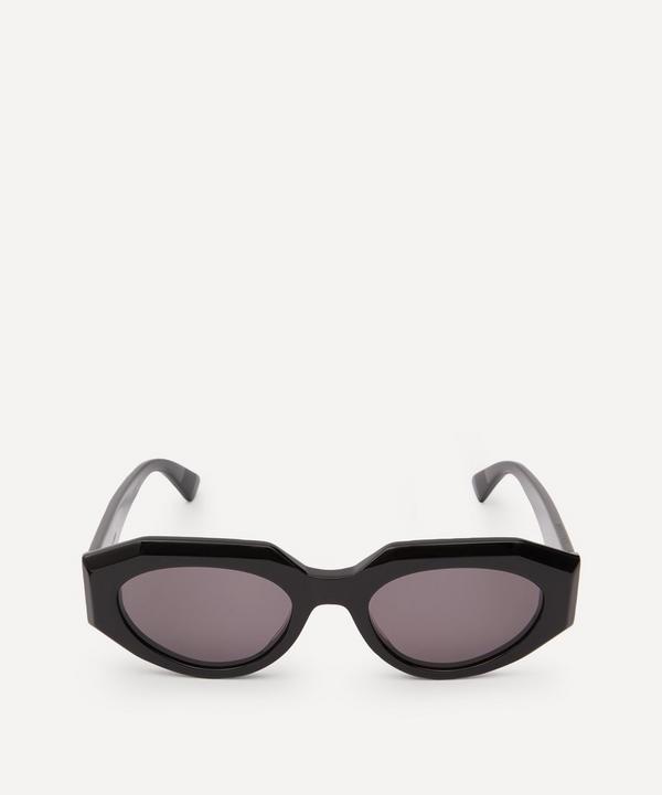 Bottega Veneta - Oval Sunglasses