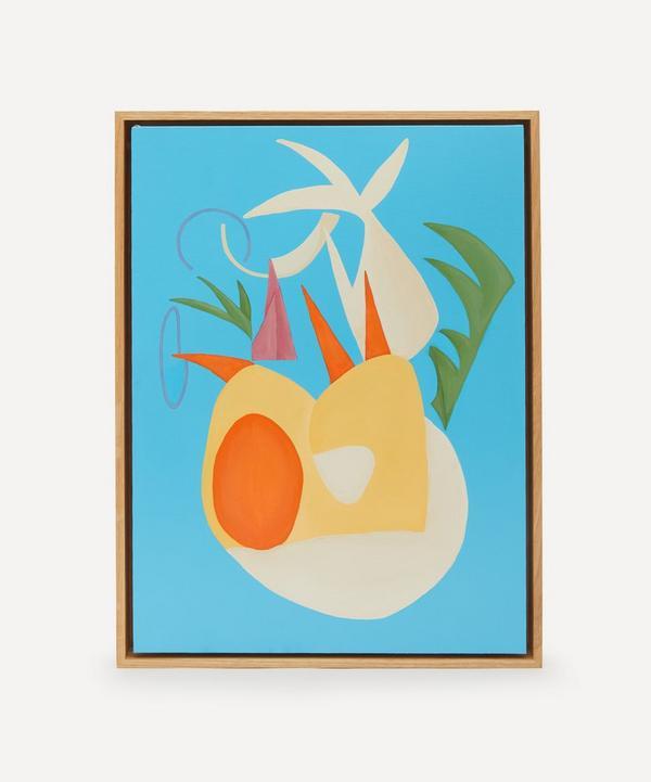 Ellie Tate - Bask Original Framed Artwork