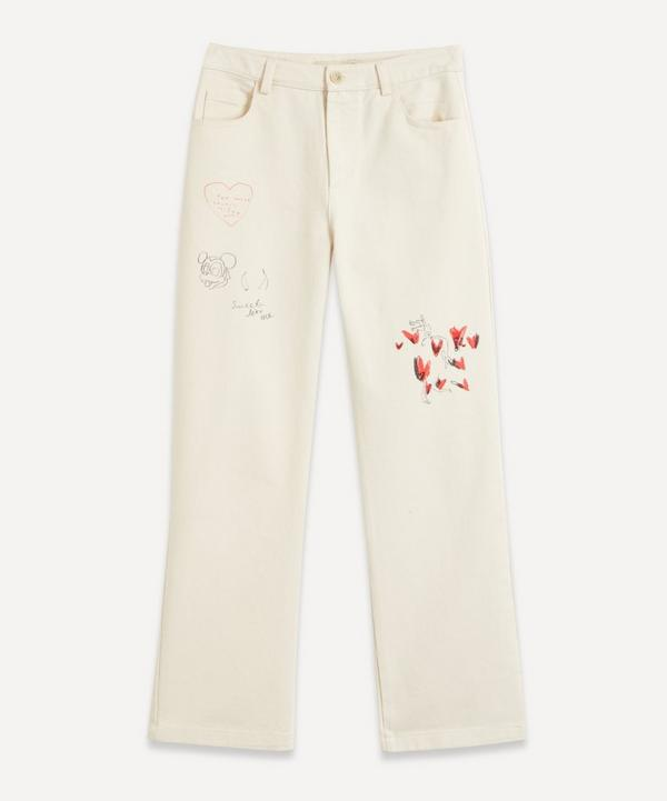 Paloma Wool - Jack Printed Jeans