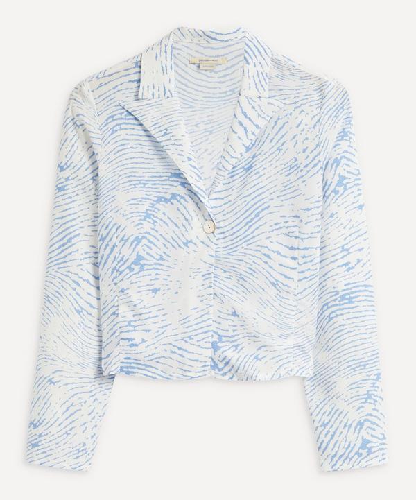 Paloma Wool - Huella Print Cotton Shirt
