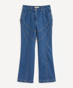 Lavigne Panelled Jeans