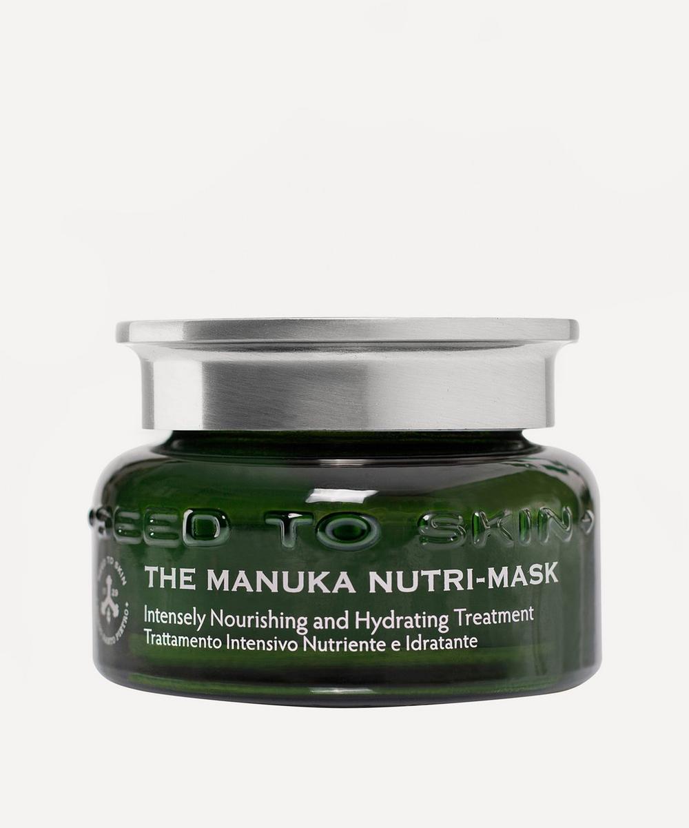 SEED TO SKIN - The Manuka Nutri-Mask 50ml