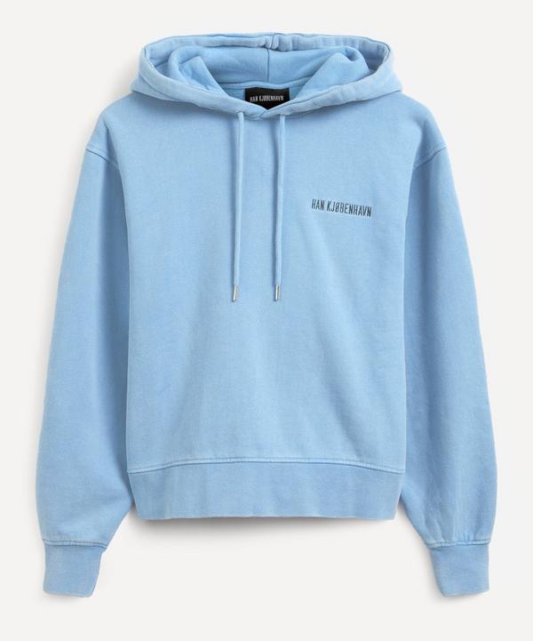 Han Kjobenhavn - Bulky Logo Hooded Sweatshirt