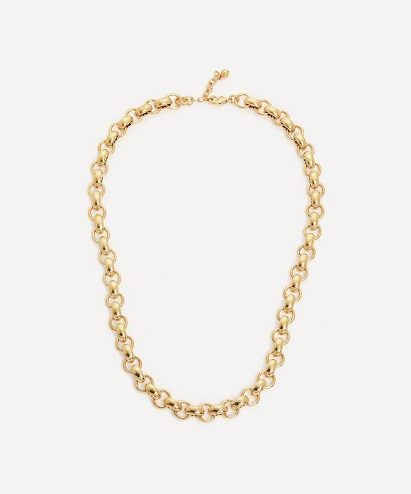 Paloma Wool - Montana Gold-Plated Chain Necklace