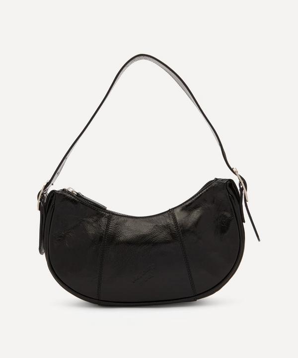 Paloma Wool - Bean Oval Leather Shoulder Bag