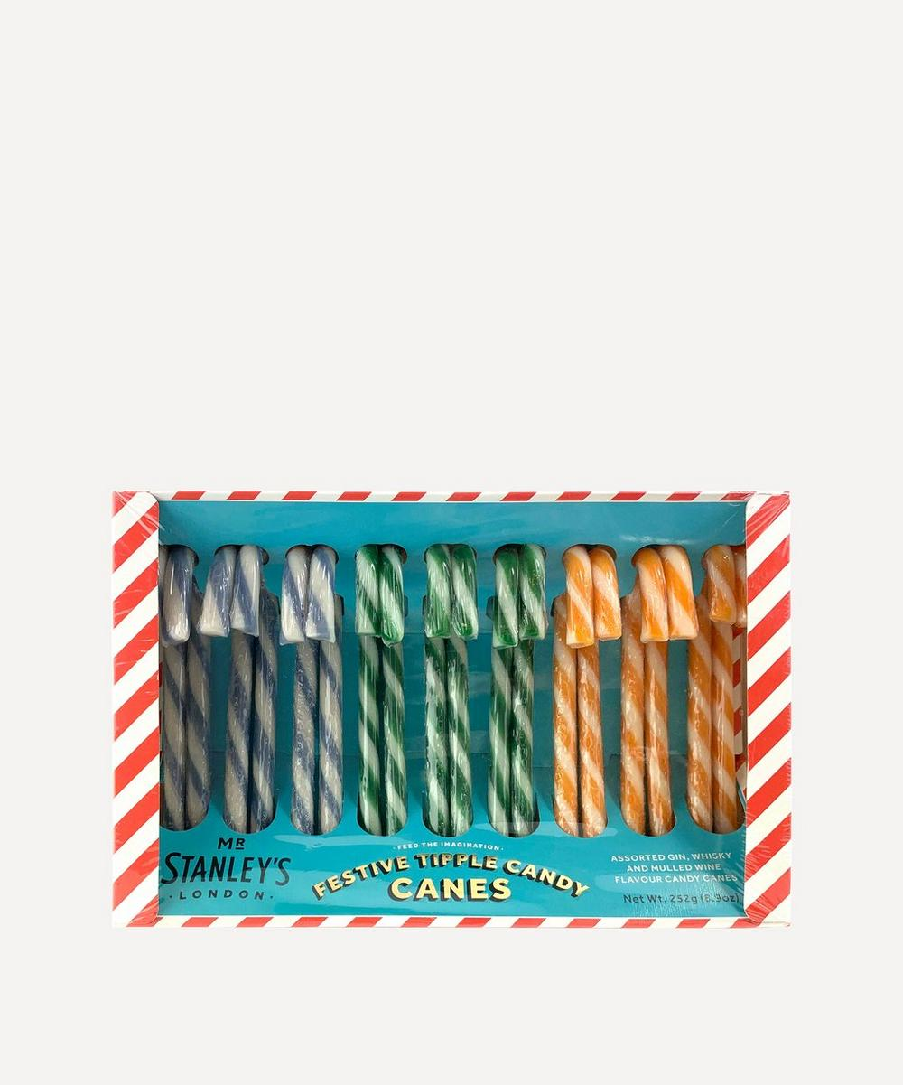 Mr Stanley's - Festive Tipple Candy Canes 250g