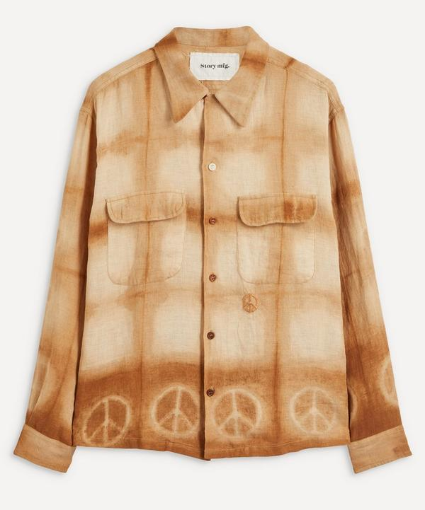 STORY mfg. - Snack Peace Clamp Shirt