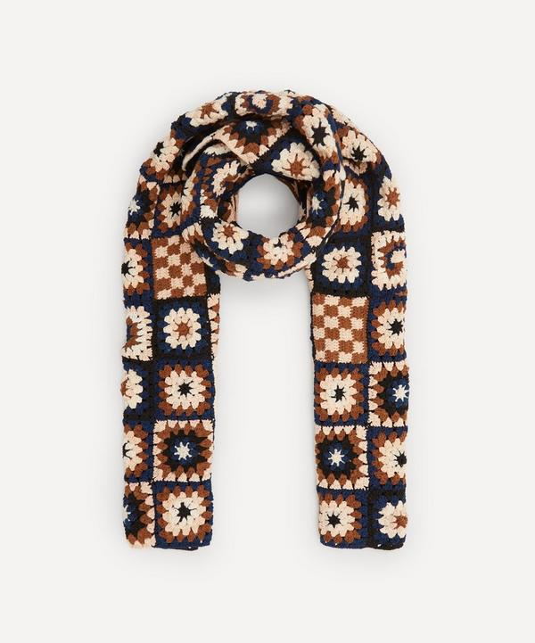 STORY mfg. - Piece XL Hand Crochet Scarf