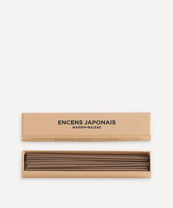 Maison Balzac - La Chapelle Incense Sticks
