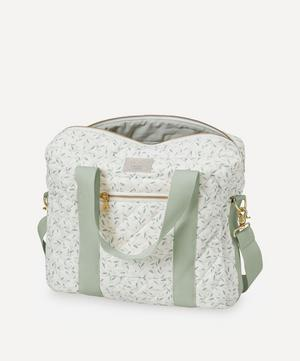 Green Leaves Changing Bag
