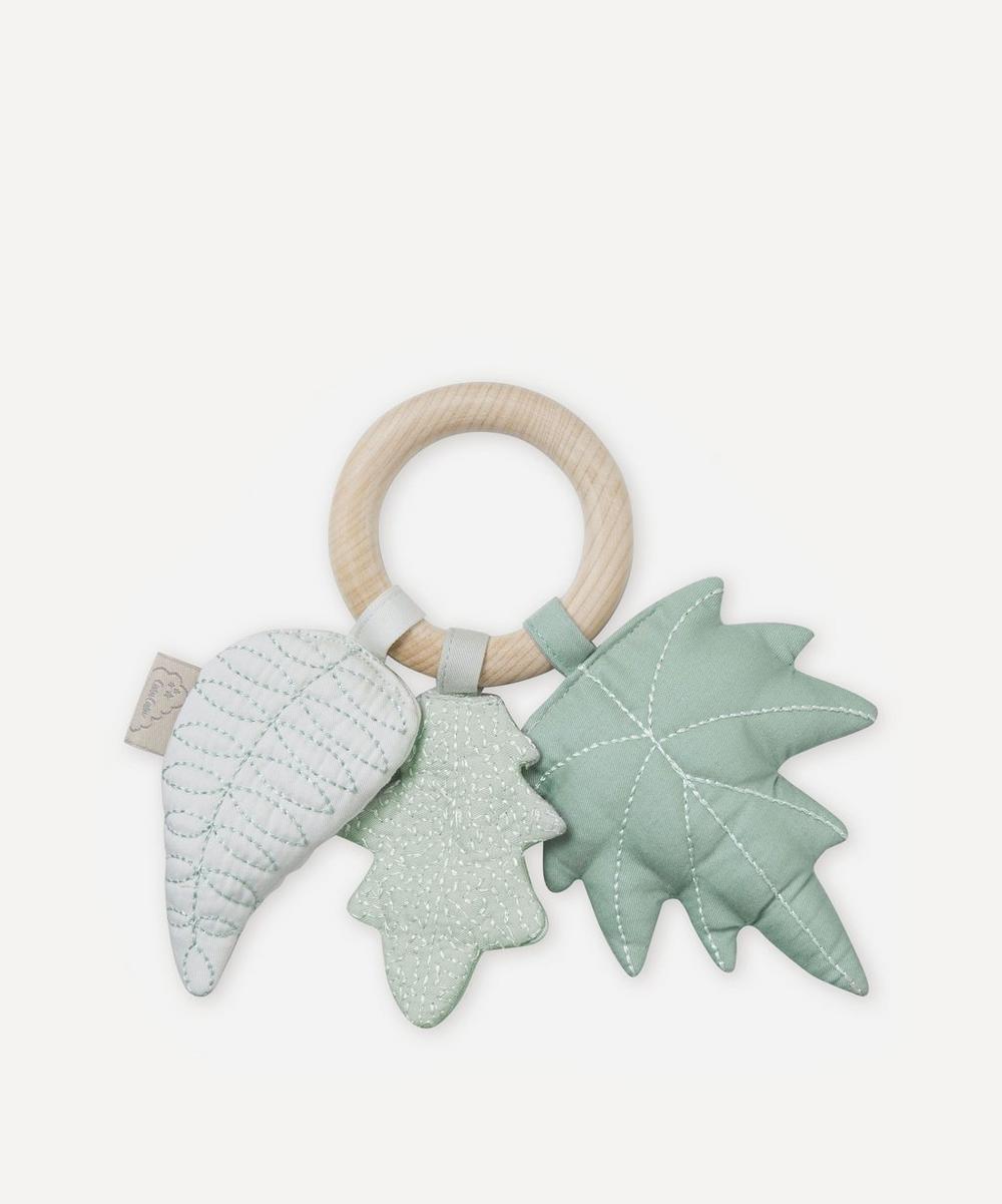 Cam Cam Copenhagen - Mixed Leaves Rattle