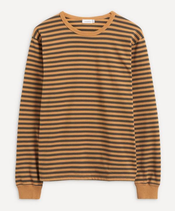 Nanamica - COOLMAX Striped T-Shirt