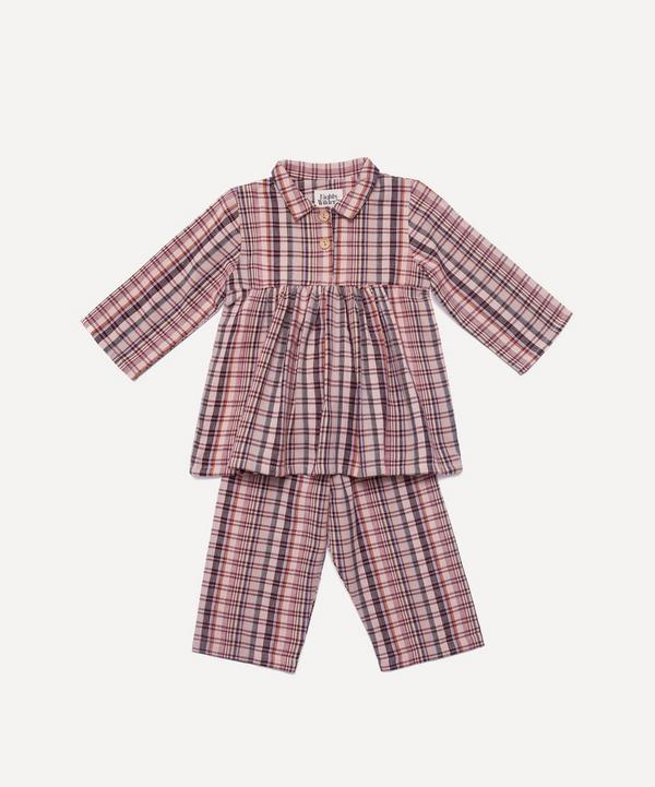 Nights by Wilder - Nico Allsorts Check Pyjamas 2-8 Years