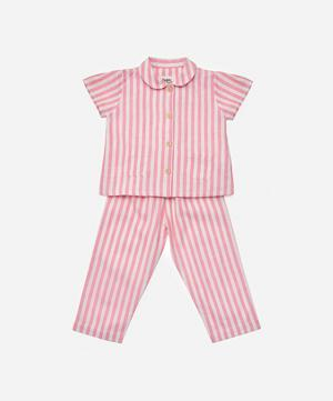 Stevie Circus Stripe Pyjamas 2-8 Years