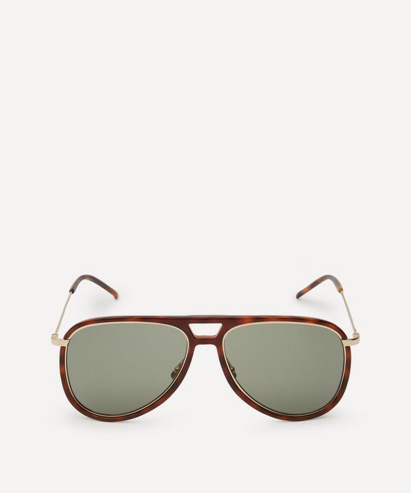 Saint Laurent - SL 11 Rimmed Sunglasses