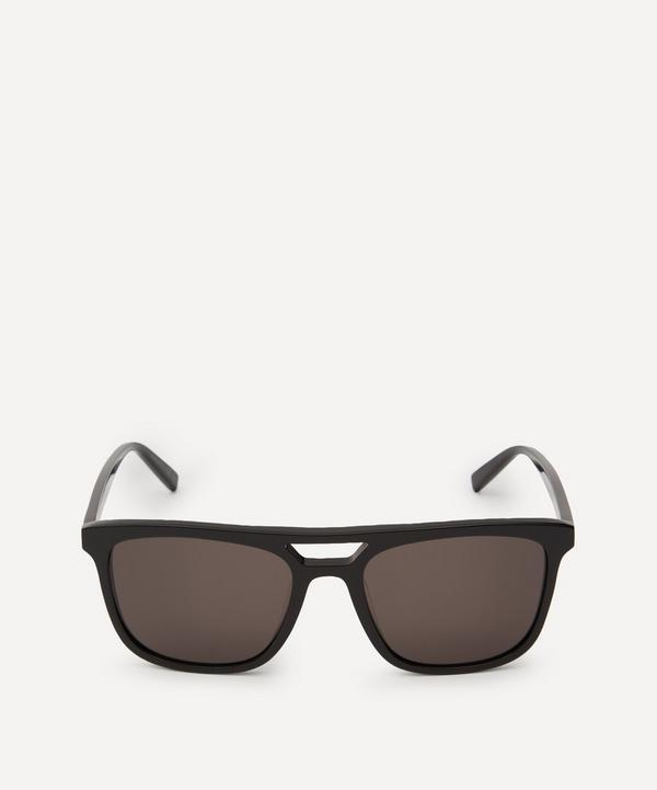 Saint Laurent - SL 455 Square Aviator Sunglasses