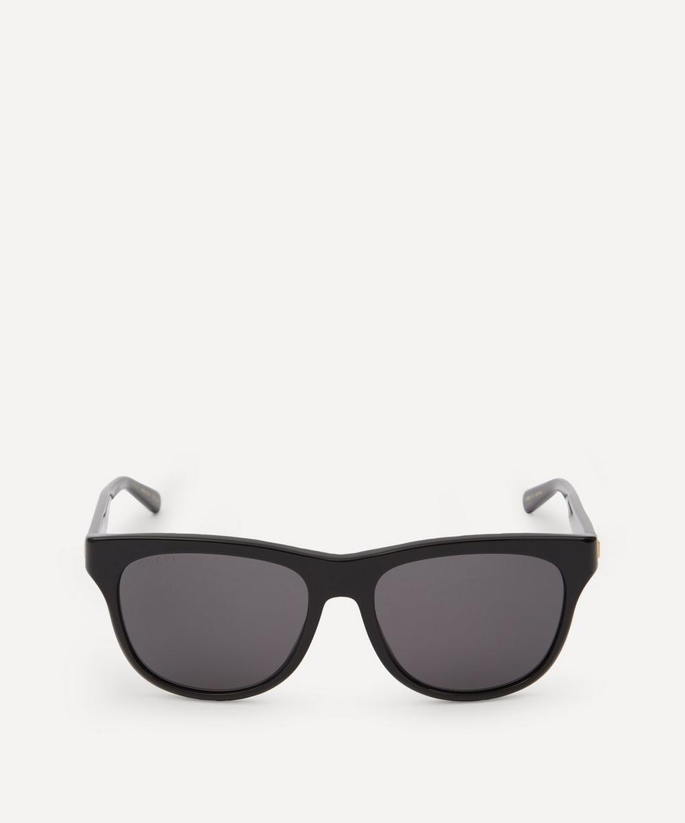 Gucci - 55 Acetate Sunglasses