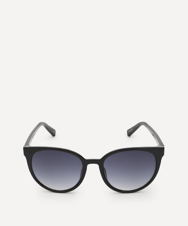 Le Specs - Armada Round Cat-Eye Sunglasses
