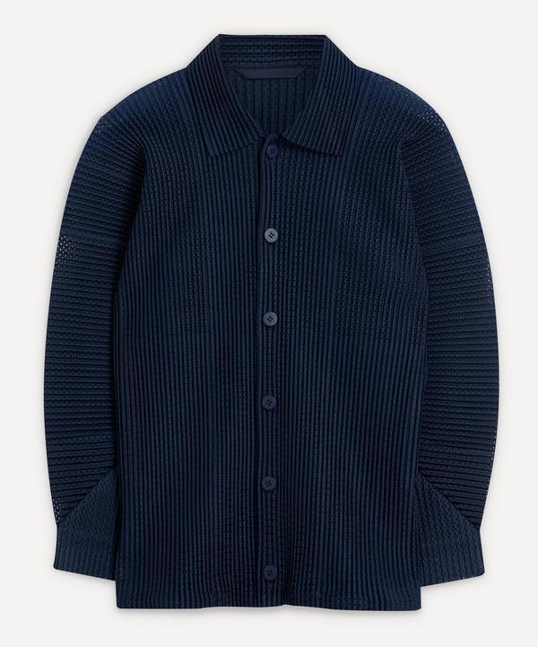 HOMME PLISSÉ ISSEY MIYAKE - Drawstring Bottom Jacket