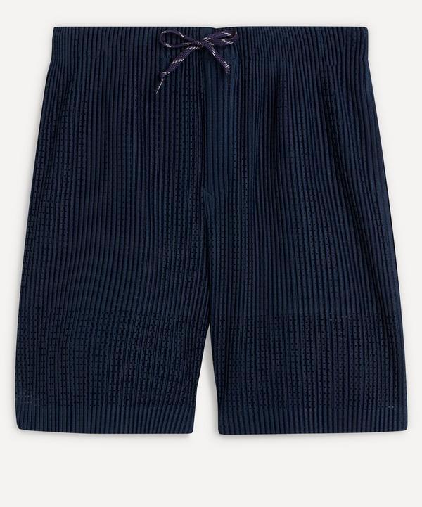 HOMME PLISSÉ ISSEY MIYAKE - Drawstring Shorts