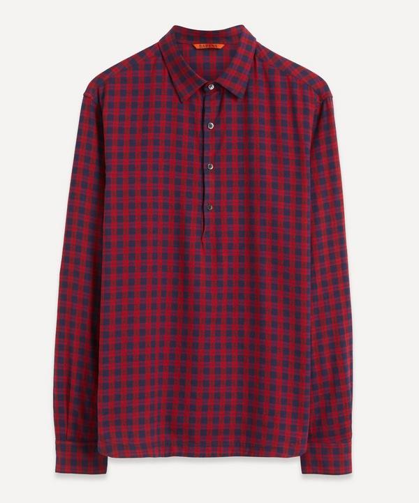 Barena - Camicia Pavan Gingham Shirt