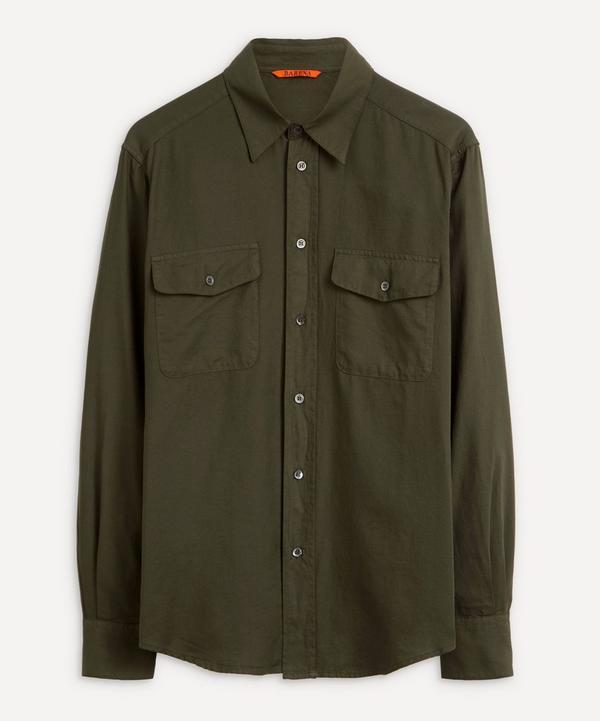 Barena - Camicia Deca Western Shirt