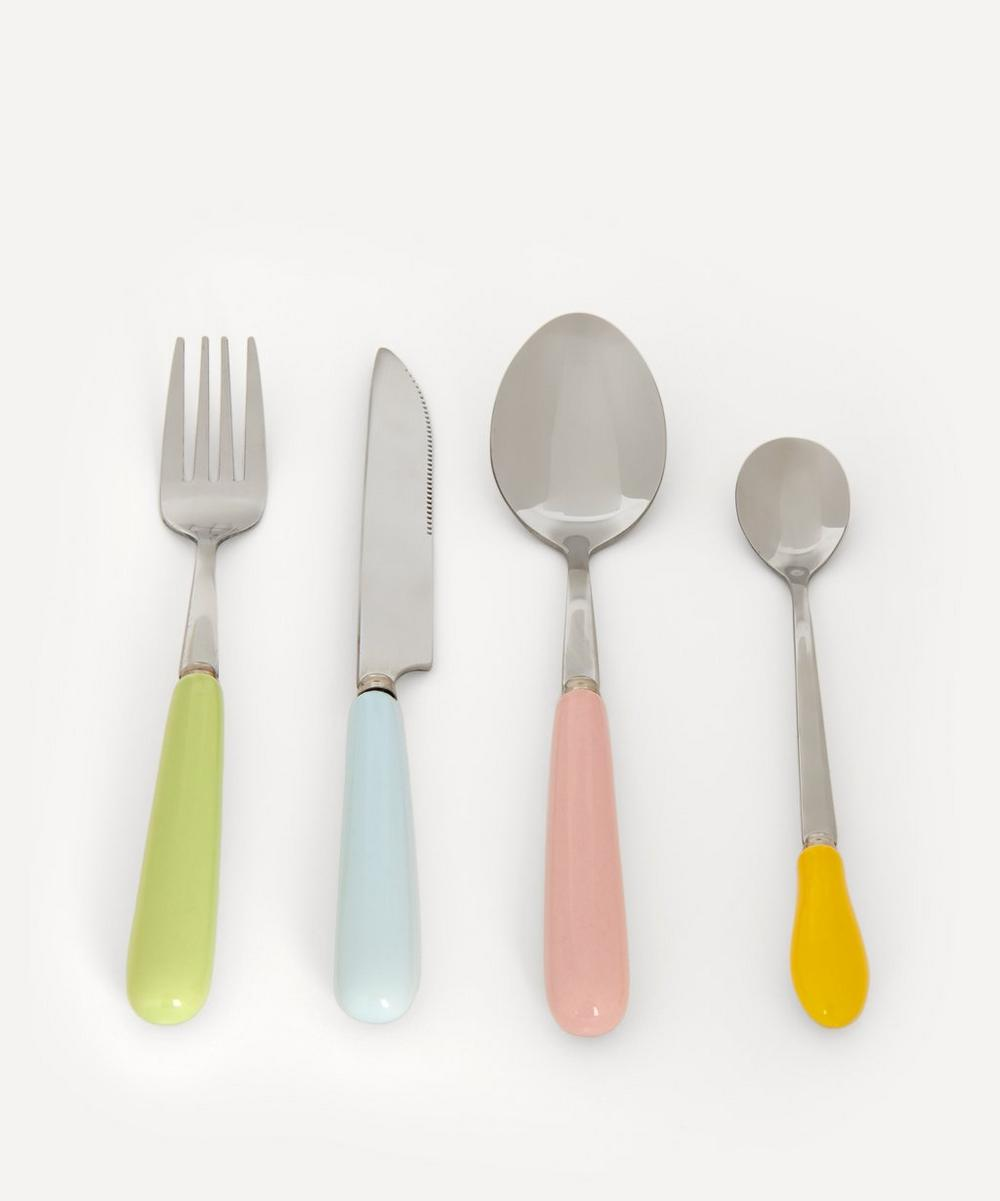 Aeyre Home - Pastel Cutlery Set of 16