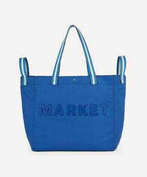 Market Household Recycled Canvas Tote Bag