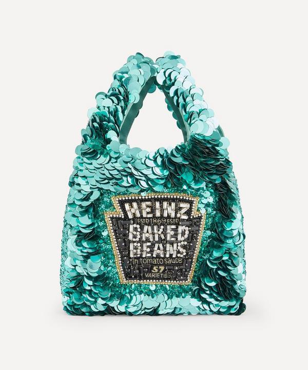 Anya Hindmarch - Anya Brands Heinz Sequin Tote Bag