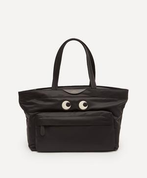 Eyes Recycled Nylon Tote Bag