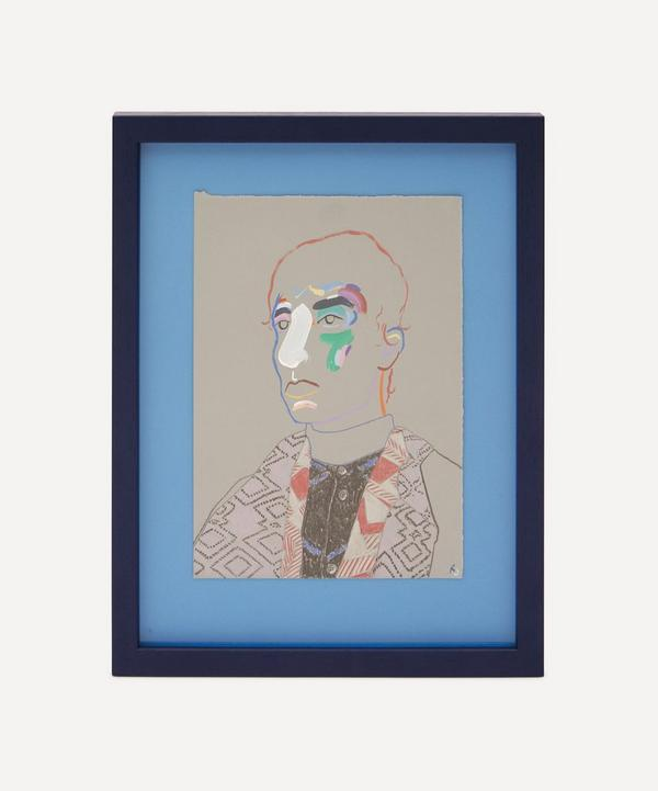 Robson Stannard - Boy in Prada 2 Original Framed Painting