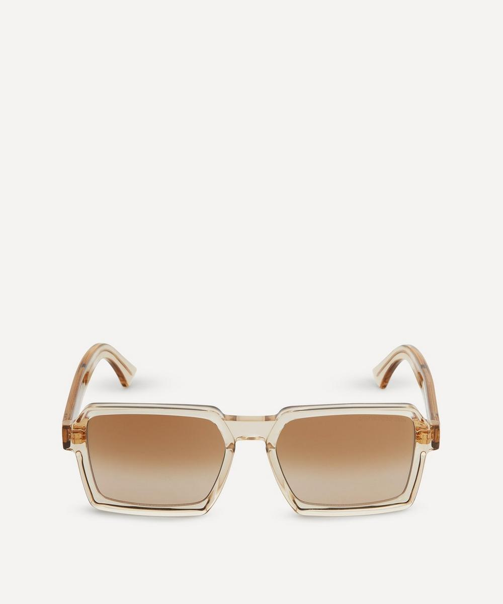 Cutler And Gross - 1385 Square Sunglasses