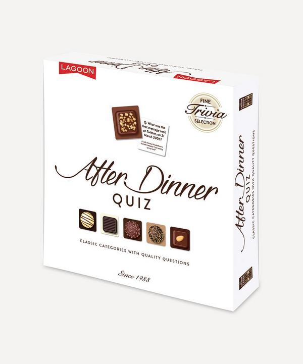 Unspecified - Chocolate Box After Dinner Quiz
