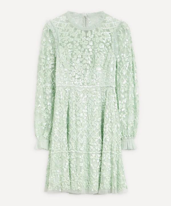 Needle & Thread - Mirabelle Sequin Mini-Dress