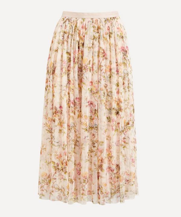 Needle & Thread - Garland Tulle Midi-Skirt