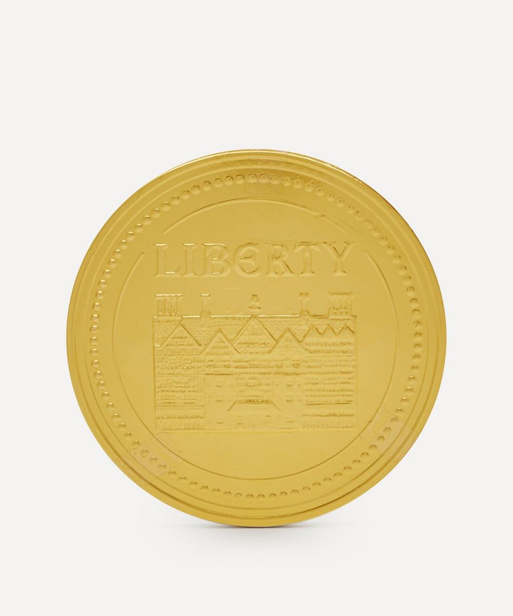 Liberty - Gold-Tone Chocolate Coin 90g