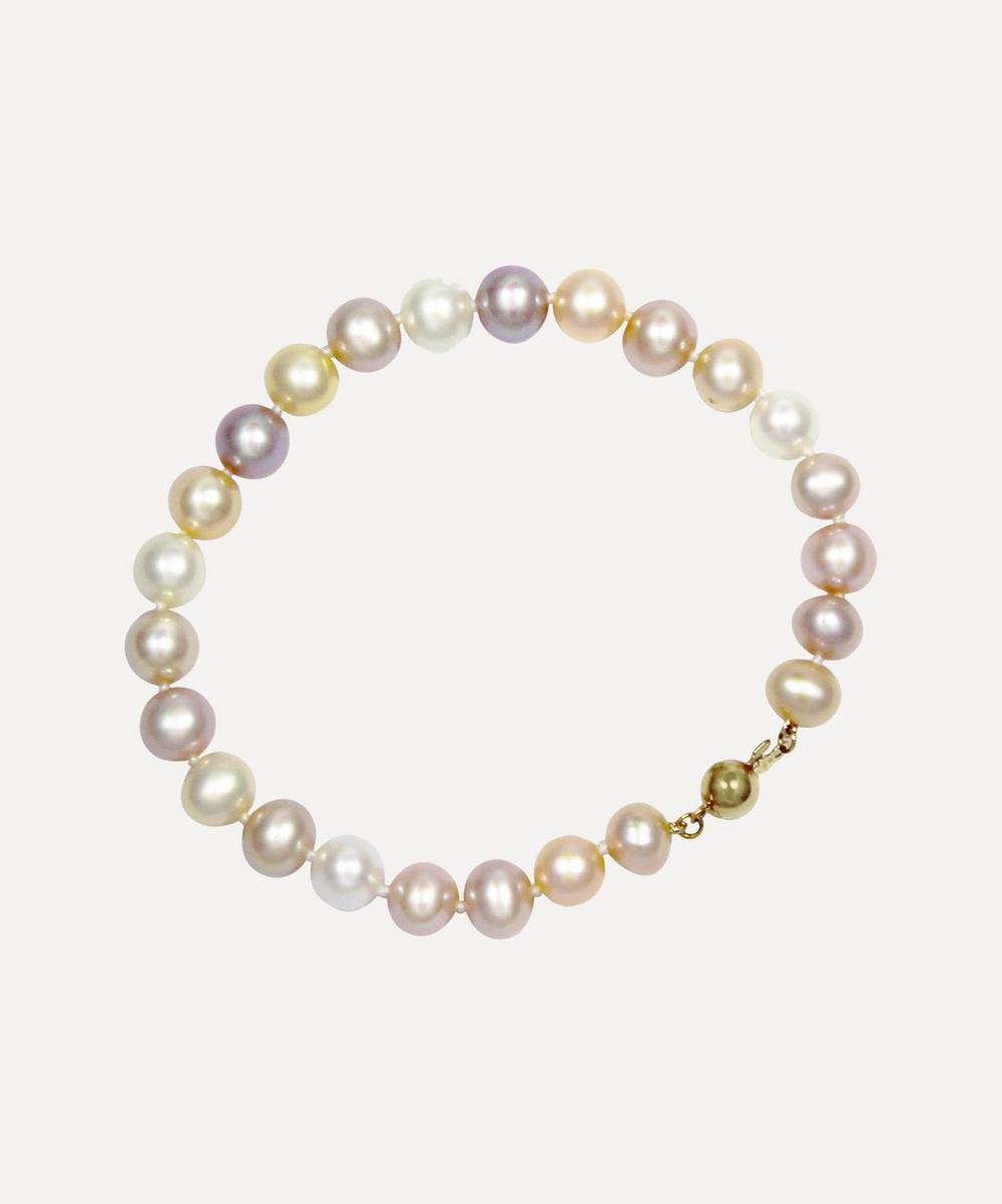 Kojis - Multi-Coloured Freshwater Pearl Bracelet