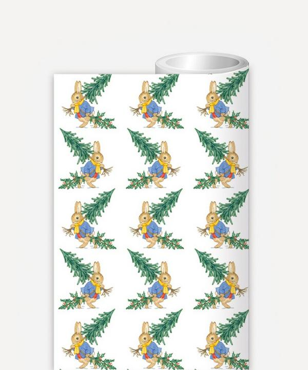 Unspecified - Rabbit and Tree Roll Wrap