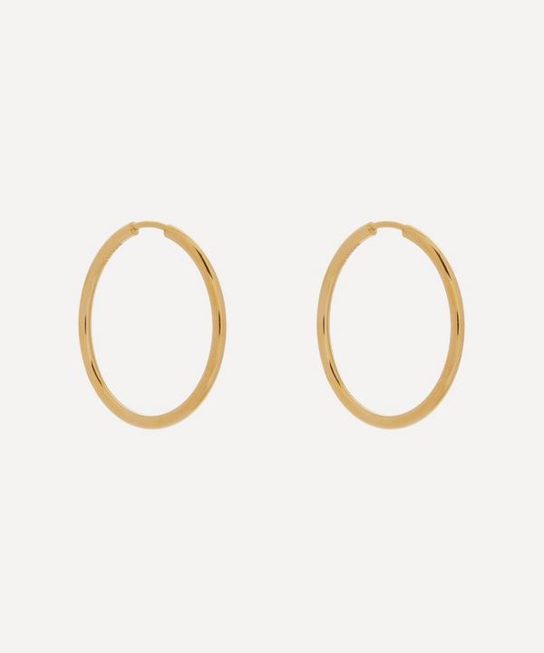 Maria Black - Gold-Plated Senorita 25 Hoop Earrings