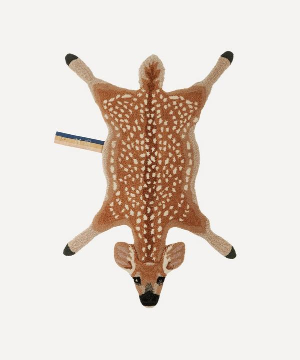 Doing Goods - Small Francis Fawn Rug
