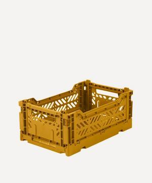 Mini Plastic Folding Crate