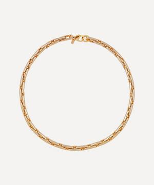 Gold-Plated Gilda Thick Chain Necklace