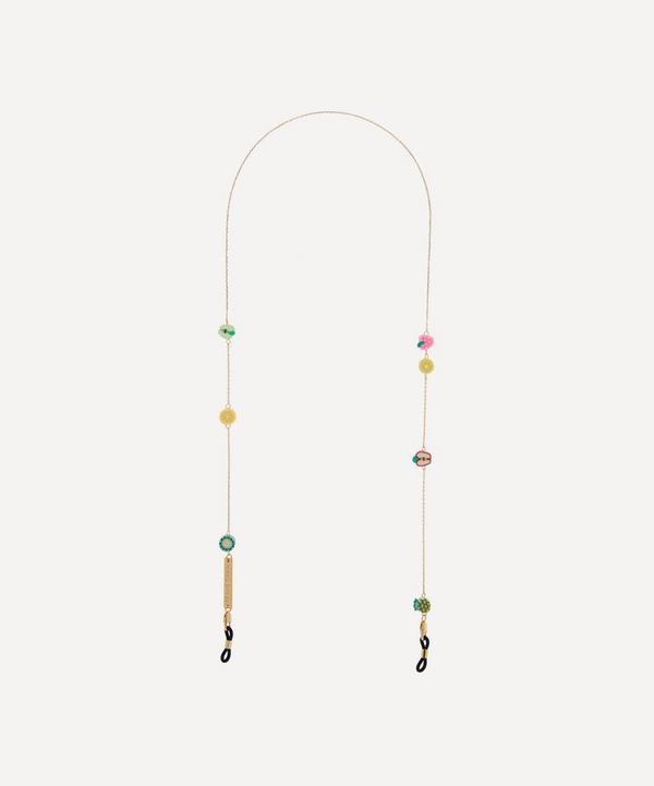Frame Chain - Gold-Plated Fruit Slice Glasses Chain