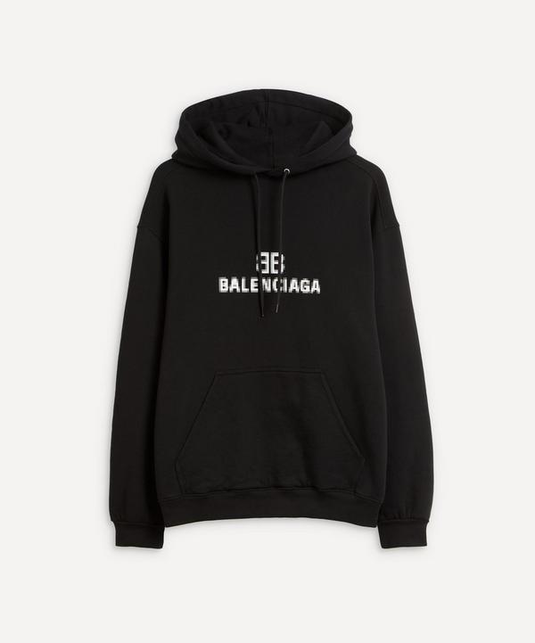 Balenciaga - BB Pixel Hooded Sweatshirt