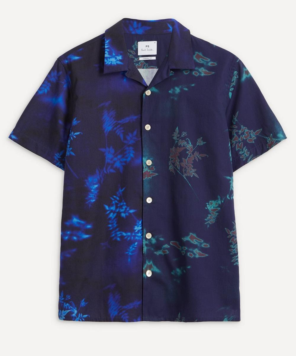 PS Paul Smith - Patchwork Floral Shirt