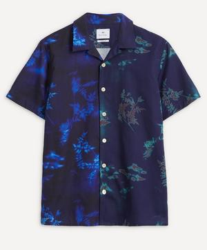 Patchwork Floral Shirt