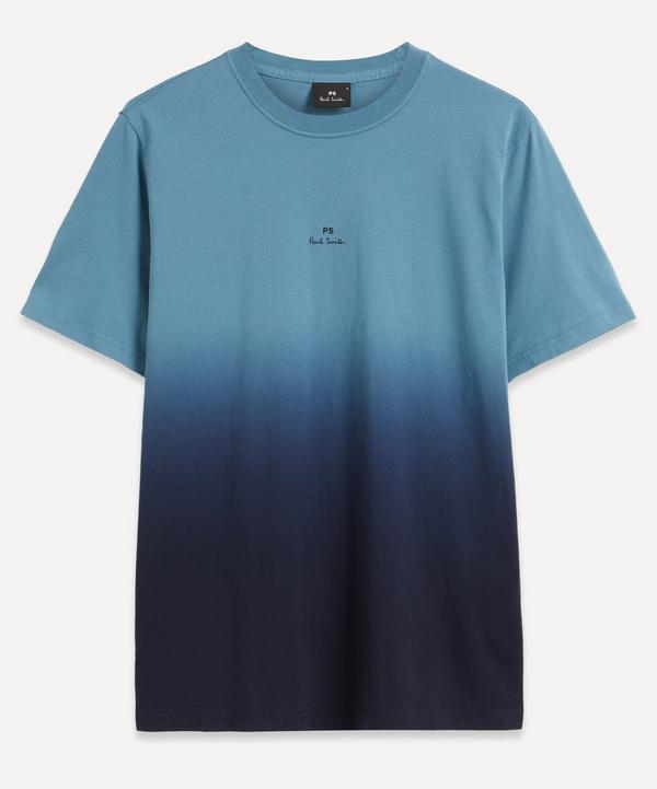 PS Paul Smith - Logo Ombré Cotton T-Shirt